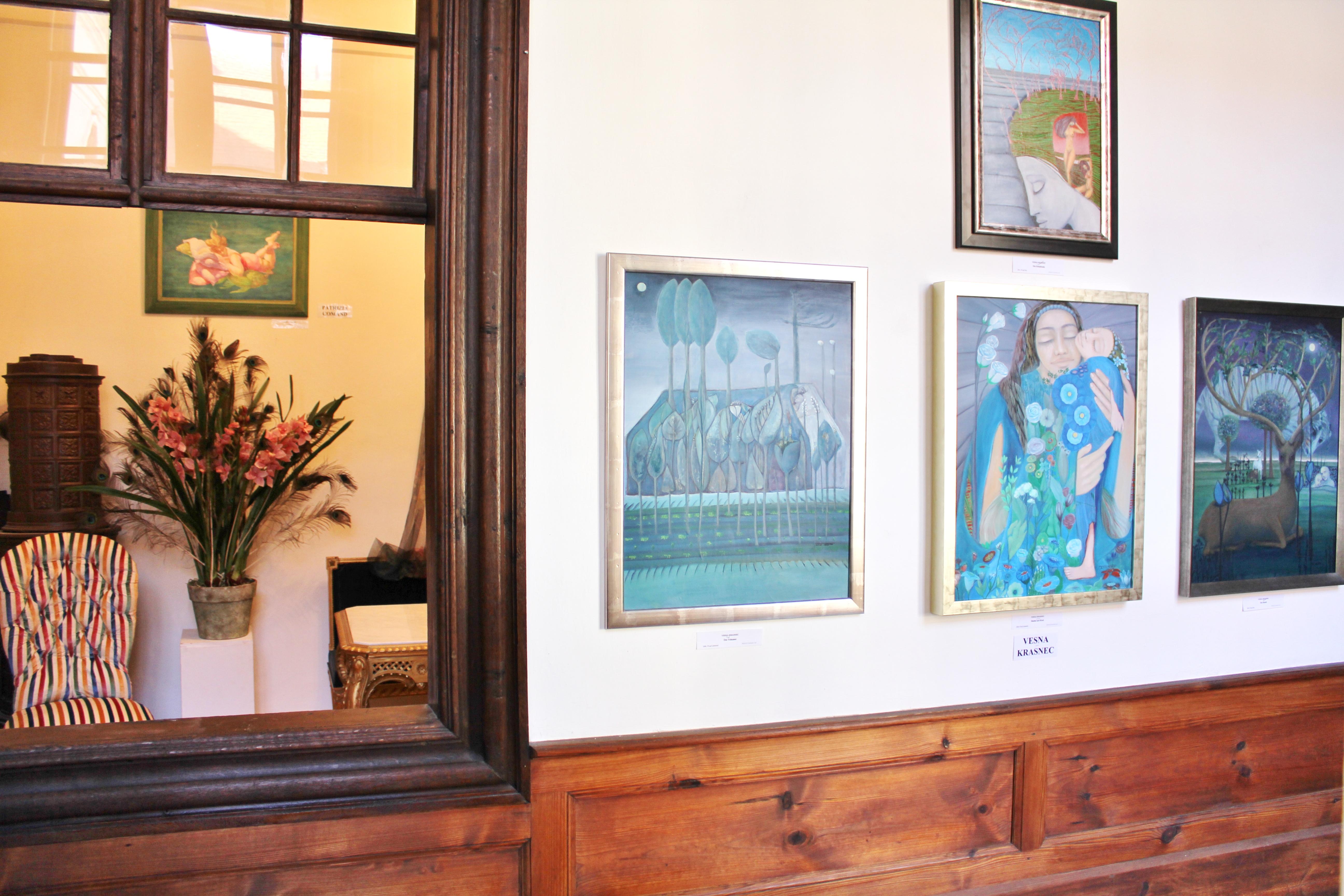 """Ausstellung """"Imago"""", Schloss Riegersburg, 2012"""